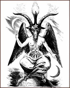 Baphomet - Baphomet, the Sabbatic Goat - Occultopedia, the